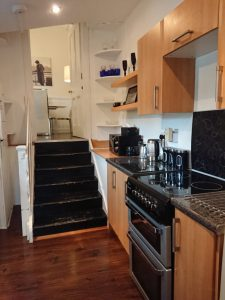 Robert The Bruce Apartment Kitchen