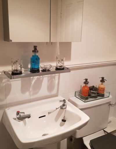 Robert The Bruce Apartment Wash Hand Basin